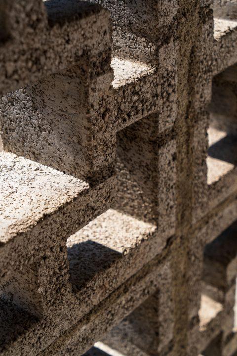 Abstract blocks and shadows